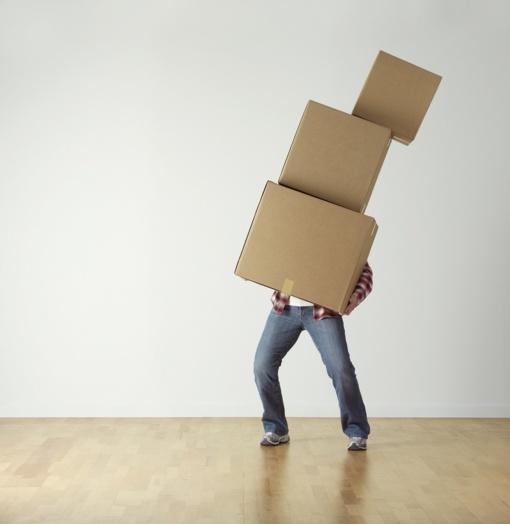 Kraustymasis į naujus namus: taisyklingas pakavimas – sėkmingas daiktų pervežimas!