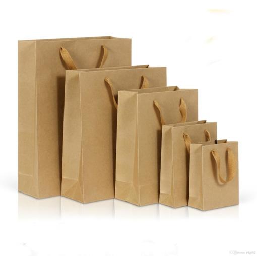 Popieriniai maišeliai – tiems, kuriems rūpi ekologija ir ekonomija