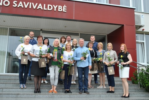 Joniškyje pagerbti šimtmečio Dainų šventės dalyviai ir organizatoriai