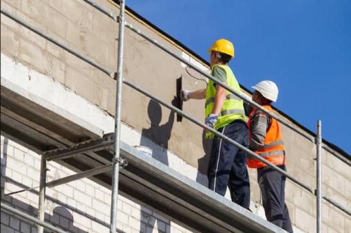 Statybose keliamo triukšmo kontrolę atlieka savivaldybės