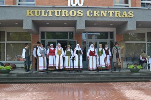 """Škaplierinės atlaidai ir folkloro festivalis """"Ryt iš ryto rugelius kirsim"""""""