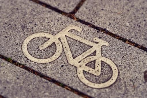 Informacija dviračių transporto priemonių vairuotojams