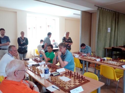 """Plateliuose – tarptautinis šachmatų turnyras """"Plungė 2018"""""""