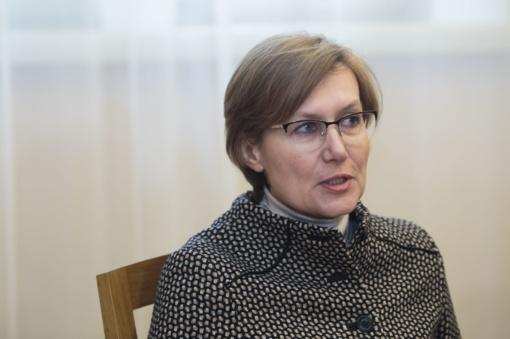 Klaipėdos valstybinio muzikinio teatro vadove tapo muzikologė, kultūros vadybininkė L.Vilimienė