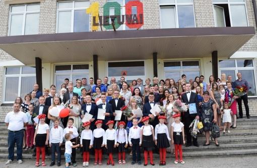 Prienų rajono abiturientų valstybinių brandos egzaminų kraitis – 7 šimtukai
