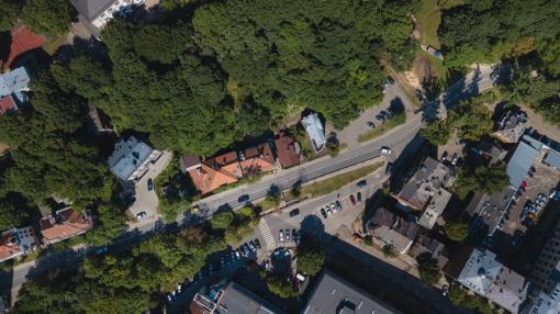 Kauno centro nepuošiančioje Žemaičių gatvėje laukia trys esminiai pokyčiai (vaizdo medžiaga)