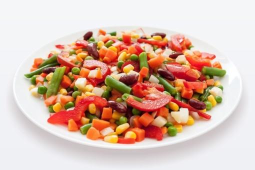Iš prekybos šalinamos nesaugios šaldytos daržovės