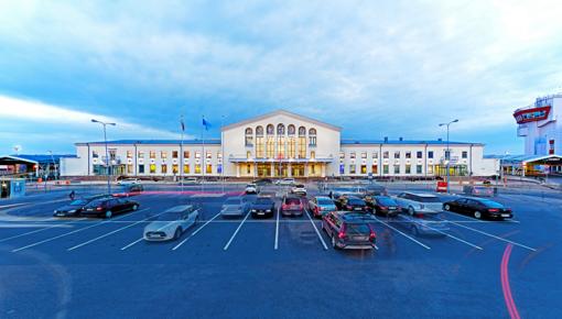 Vilniaus oro uoste – papildomos automobilių stovėjimo vietos pasitinkantiesiems keleivius
