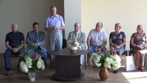 Žemaičių etnomuzikavimo ir tradicinių amatų vasaros kursų atidarymas Kelmėje