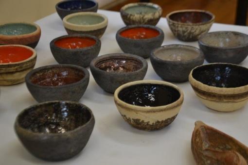 Tarptautinėje kūrybinėje laboratorijoje kūrybinis darbas sies 4 šalių tapytojus ir keramikus