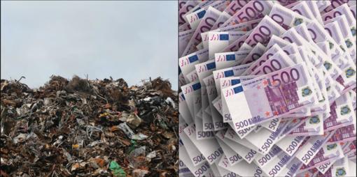 Dėl išgalvoto atliekų perdirbimo valstybei padaryta 6 mln. eurų žala