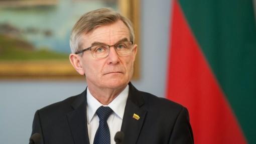 V. Pranckietis: turime vieningai reaguoti į naujus iššūkius Baltijos regione