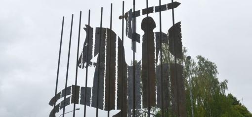 Valstybės lopšyje Senuosiuose Trakuose – valstybingumo simboliai
