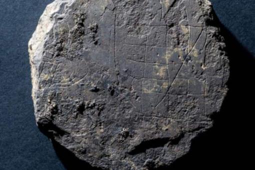 Škotijoje atrasta viduramžių žaidimų lenta