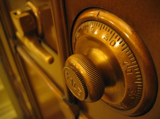 Klaipėdoje iš seifo dingo pinigai