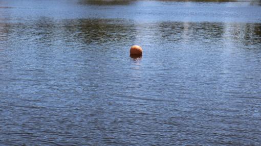 Nerekomenduojama lįsti į vandenį Bačiūnų maudykloje