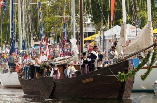 Lietuvos jūrų muziejaus renginiai Jūros šventės metu