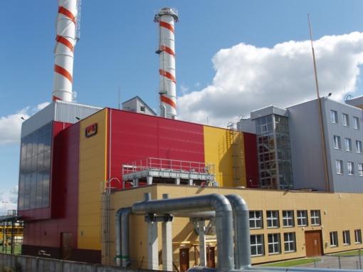 """AB """"Panevėžio energija"""" lankėsi energetikos viceministras"""