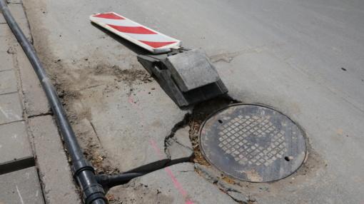 Šiaulių miesto gatves tvarkančioms įmonėms – pretenzijos