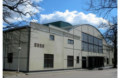 Legendinėje Kauno sporto halėje bus minimas pirmosios tautinės olimpiados 80-metis