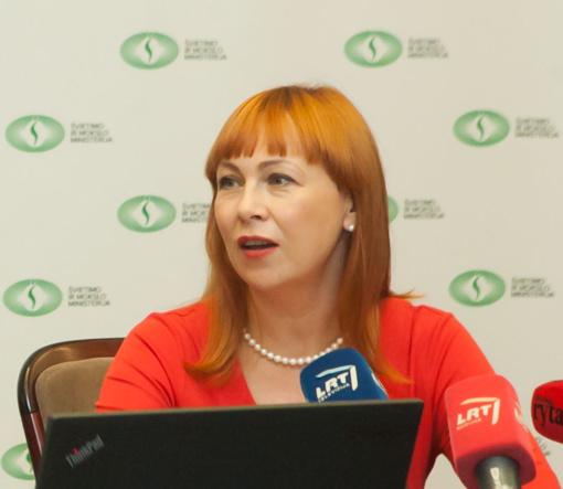 J. Petrauskienė: abiturientai girdi darbo rinkos signalus