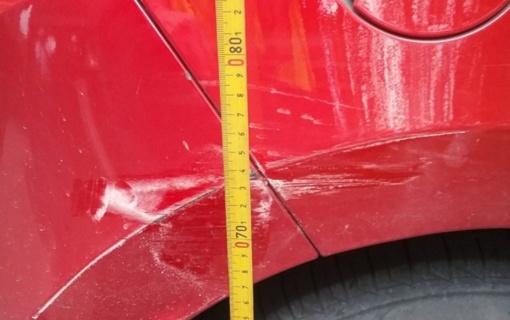 Gal matėte Telšiuose eismo įvykį sukėlusį ir pasišalinusį vairuotoją?