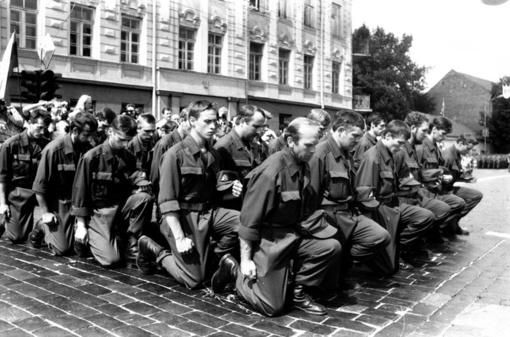 Bus minimos 27-osios Medininkų tragedijos metinės