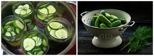 Greičiausias agurkų marinavimas: užtruksite vos pusvalandį