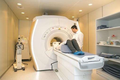 Apdraustiesiems PSD už magnetinio rezonanso tomografijos tyrimus papildomai mokėti nereikia