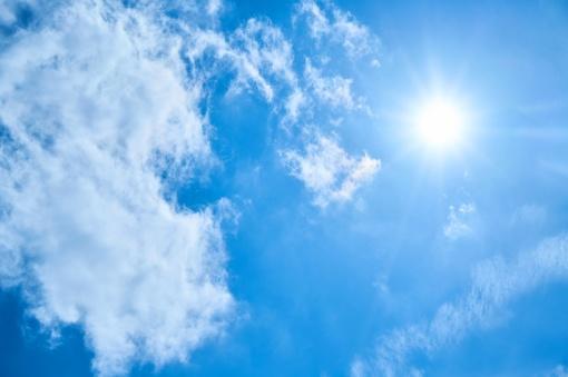 Kaitra nesitraukia - pirmadienis žada būti karščiausia diena