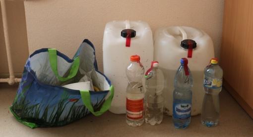 Telšiuose konfiskuota daugiau nei 24 litrai naminukės