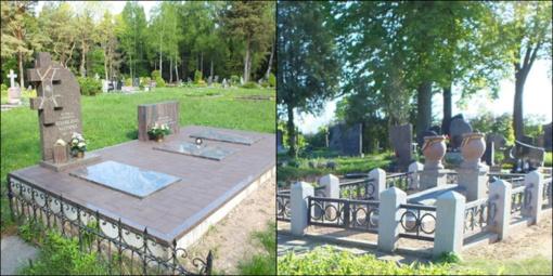 Generolo kapas paskelbtas nacionalinės reikšmės paminklu