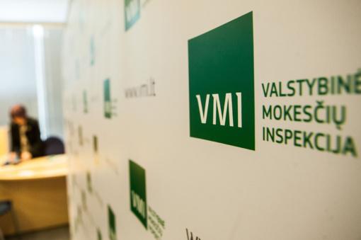 VMI pranešimai apie baudą kai kuriuos gyventojus pasiekė pavėluotai