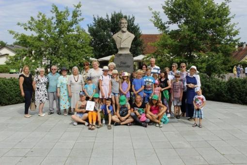 """""""Muziejų kelyje"""" – apie Jono Basanavičiaus gyvenimą"""