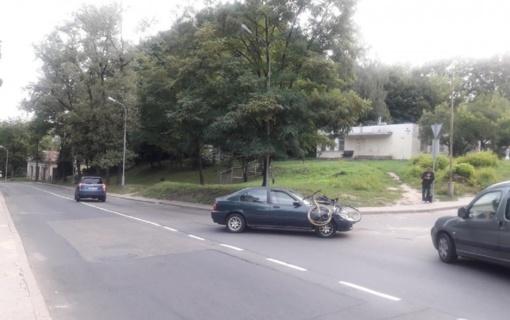Praėjusi para: eismo įvykiuose sužeisti 5 žmonės