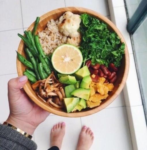Sveikuoliška dieta, kai persistengiama