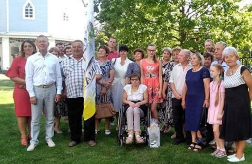 Paminėtos Liutkiškių kaimo 345 ir Kaneivaičių pradinės mokyklos 95 metų sukaktys