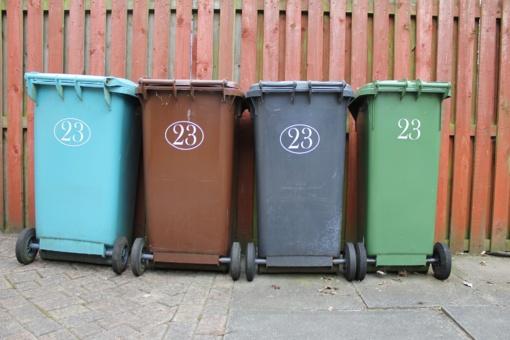 Individualių namų gyventojai kviečiami pasiimti pakuočių atliekų rūšiavimo konteinerį