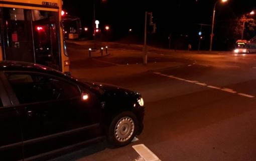 Praėjusią parą šalies keliuose sužeisti 7 eismo dalyviai