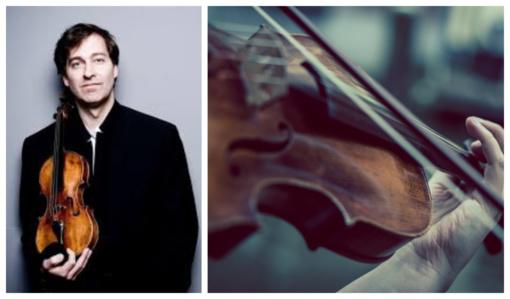 XV Tarptautinis Tytuvėnų vasaros festivalis kviečia į Philippe Graffin koncertą Baisogalos dvare