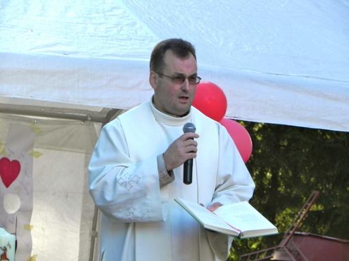 Šv. Mišios už neįgaliuosius Žvėryno bažnyčioje