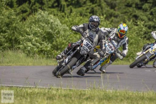 Europos supermoto čempionatas keliasi į Šiaulius