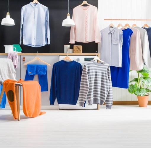 Kad po dviejų skalbimų netektų išmesti: 5 patarimai, kaip užtikrinti drabužių ilgaamžiškumą