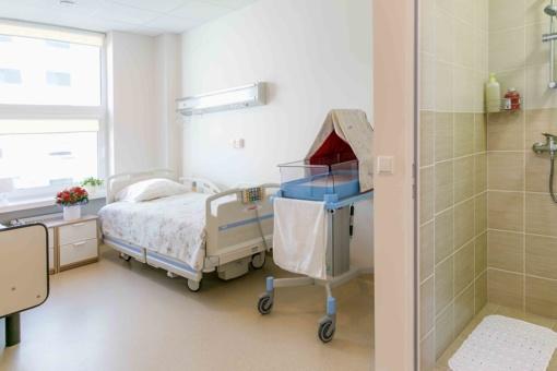 Sukurti namų aplinką gimdyvėms įmanoma ir didelėje ligoninėje