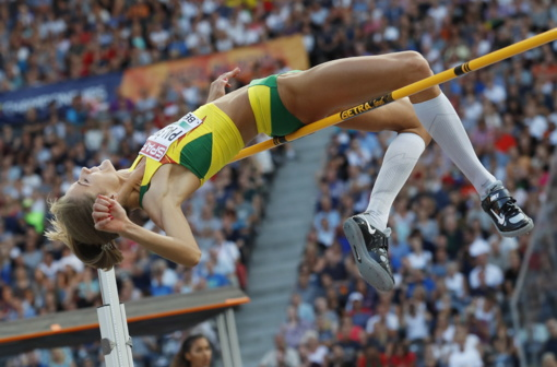 Šuolininkė į aukštį A. Palšytė Europos čempionate liko ketvirta
