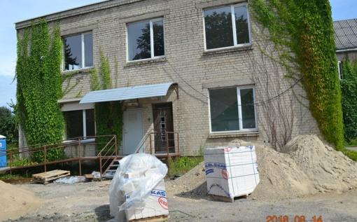 Veiveriuose bus įrengti globos ir savarankiško gyvenimo namai