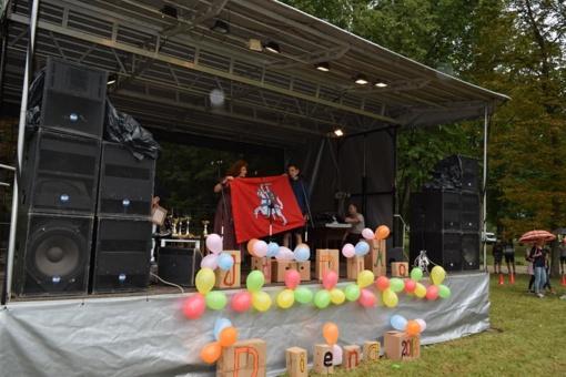 Kuršėnuose vyko tarptautinė jaunimo diena
