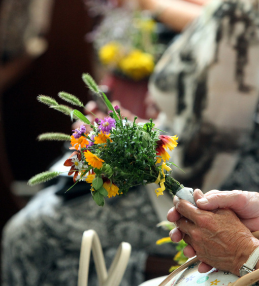 Gėlės ir žolynai kviečia šventėn į Rumšiškes
