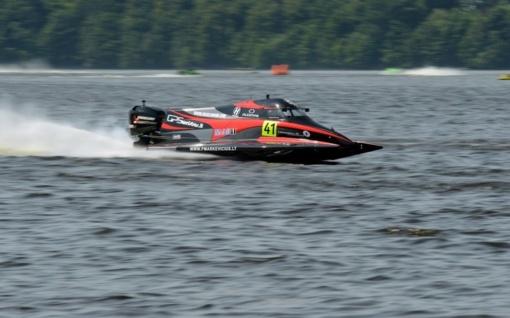 Zarasuose paaiškės Europos F2 vandens formulių čempionas