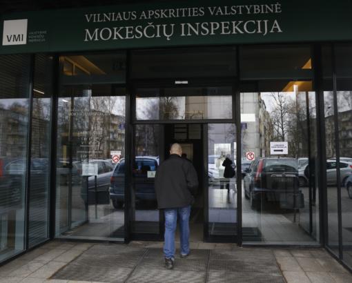 Mokesčių inspekcija už 1,1 mln. eurų atnaujins elektroninio deklaravimo sistemą